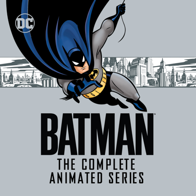 Batman: The Complete Animated Series HD Download