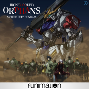 Mobile Suit Gundam: Iron-Blooded Orphans, Season 1, Pt. 2