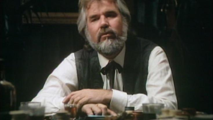 Bildresultat för kenny rogers the gambler