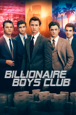 James Cox - Billionaire Boys Club bild