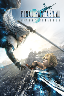 Final Fantasy Vii Advent Children On Itunes