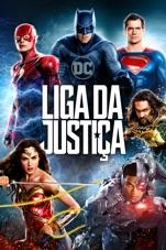 Capa do filme Liga da Justiça