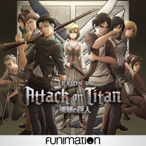 Attack on Titan, Season 3, Pt. 1 (Original Japanese Version) Synopsis, Reviews