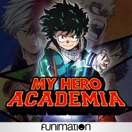 My Hero Academia, Uncut, Season 2, Pt  1