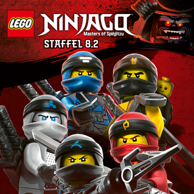 LEGO Ninjago - Meister des Spinjitzu, Staffel 8.2 - LEGO Ninjago - Meister des Spinjitzu