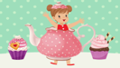 I'm a Little Teapot - Zouzounia