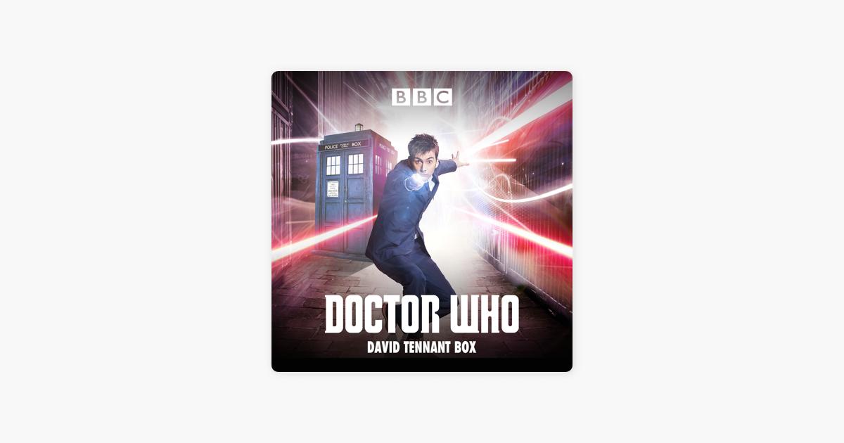 Doctor Who David Tennant Box