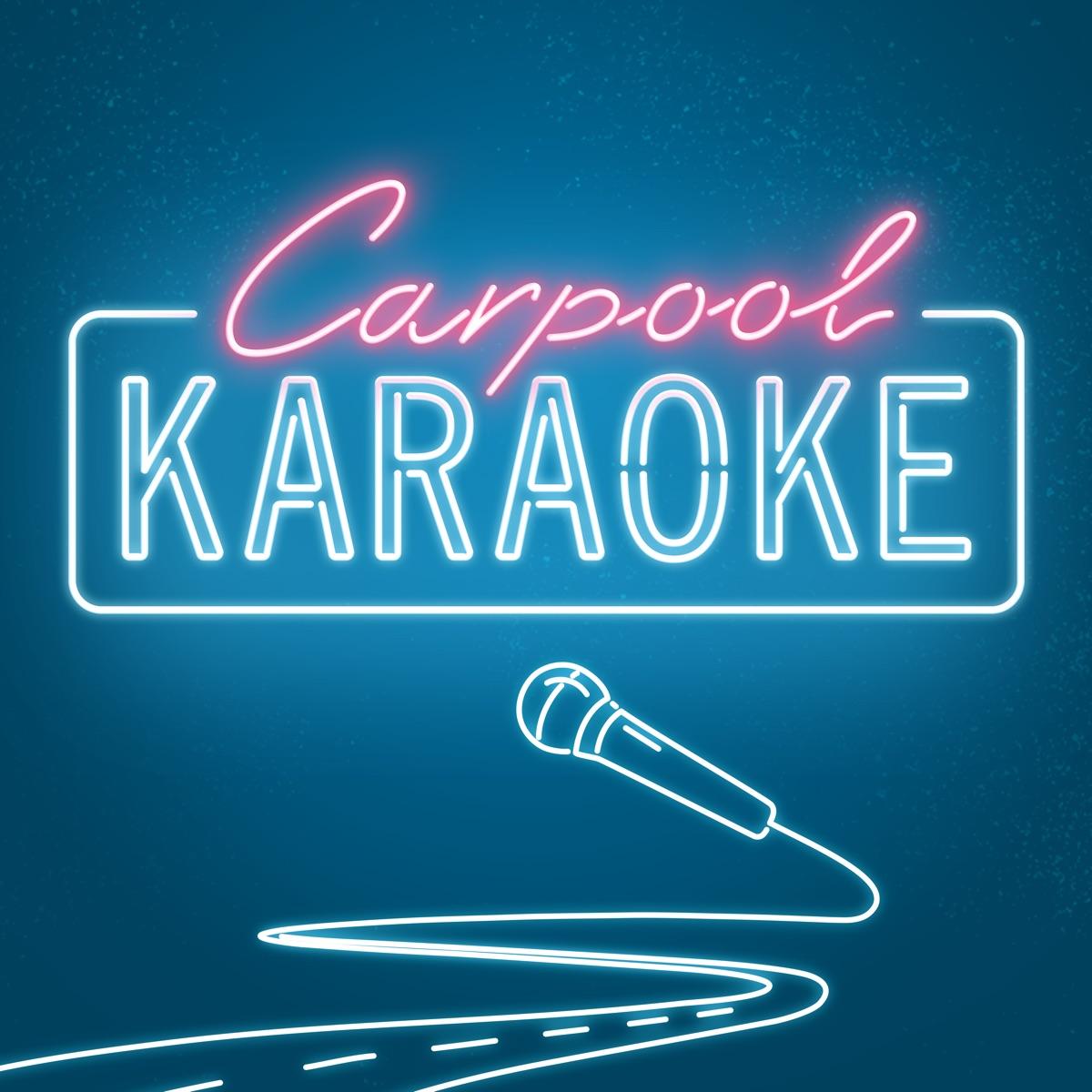 Carpool Karaoke Explicit Carpool Karaoke CD cover