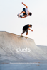 Joe Monteleone & James Buchmann - Duets: A Transworld Skateboarding Production  artwork