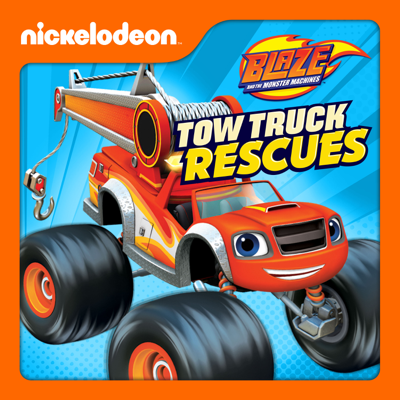 Blaze and the Monster Machines, Tow Truck Rescues HD Download