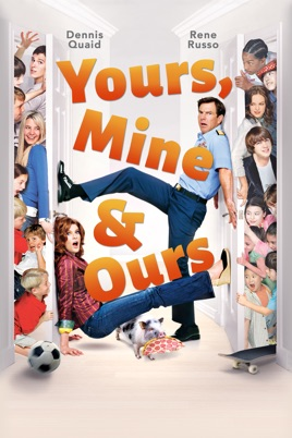 Yours, Mine & Ours on Apple TV