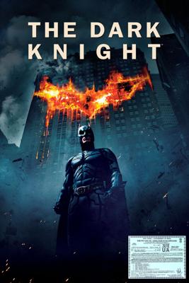 Christopher Nolan - The Dark Knight artwork