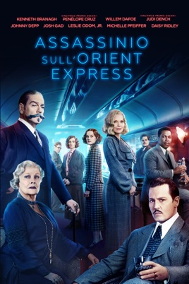 assassinio sullorient express 2017