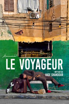 Hadi Ghandour - Le voyageur illustration