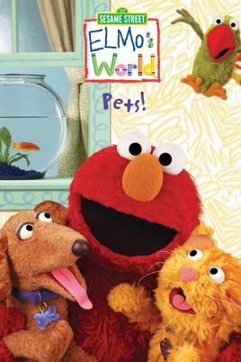 Elmo S World Pets On Itunes
