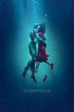 Capa do filme A Forma da Água