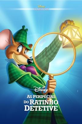 ratinho detetive