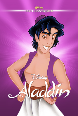 Ron Clements & John Musker - Aladdin illustration