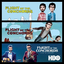 Flight Of The Conchords The Ultimate Complete Collection