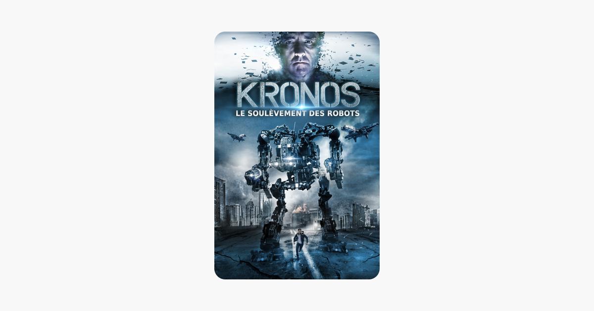kronos le soulevement des robots