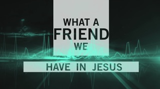 What a Friend (Official Lyric Video)