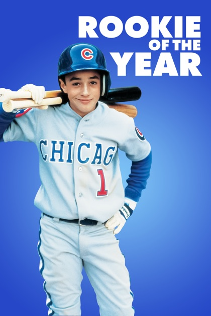 Rookie of the Year on iTunes  Rookie Of The Year Movie