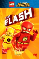 Capa do filme LEGO DC Comics Super-Heróis: O Flash