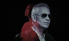 If Only (feat. Dua Lipa) Andrea Bocelli Classical Crossover Music Video 2018 New Songs Albums Artists Singles Videos Musicians Remixes Image