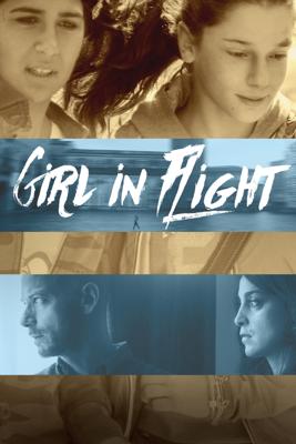 Sandra Vannucchi - Girl in Flight illustration