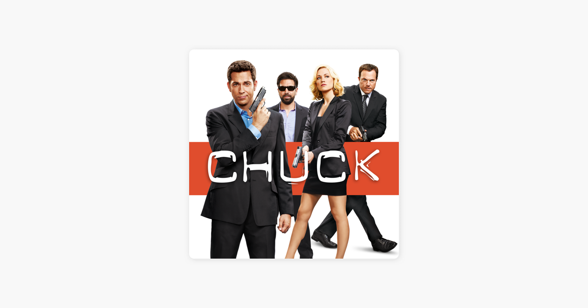 2f28940c3f6d  Chuck: The Complete Series on iTunes