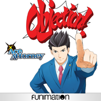 Ace Attorney - Ace Attorney, Season 1, Pt. 1 artwork