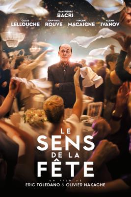 Eric Toledano & Olivier Nakache - Le sens de la fête illustration