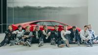 NCT 127 - Simon Says artwork