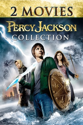 Poster for Percy Jackson Double Feature