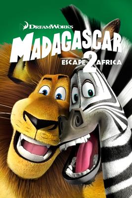 Madagascar: Escape 2 Africa - Eric Darnell & Tom McGrath