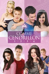 La Collection Comme Cendrillon - Collection de 4 films