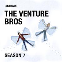 The Venture Bros. - The Venture Bros., Season 7 artwork