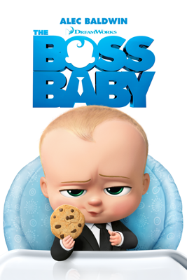 Tom McGrath - The Boss Baby artwork