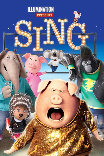 sing on itunes