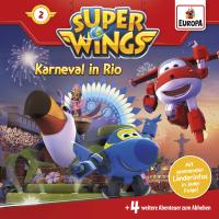 Super Wings - Karneval in Rio artwork