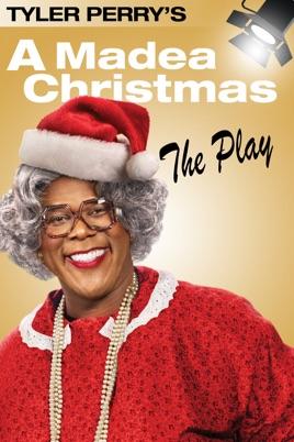 tyler perrys a madea christmas the play - Madea Christmas Play