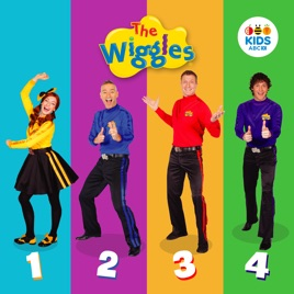 The Wiggles, One, Two, Three, Four