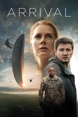 Denis Villeneuve - Arrival  artwork