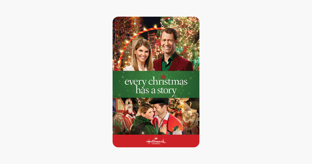 Every Christmas Has a Story on iTunes
