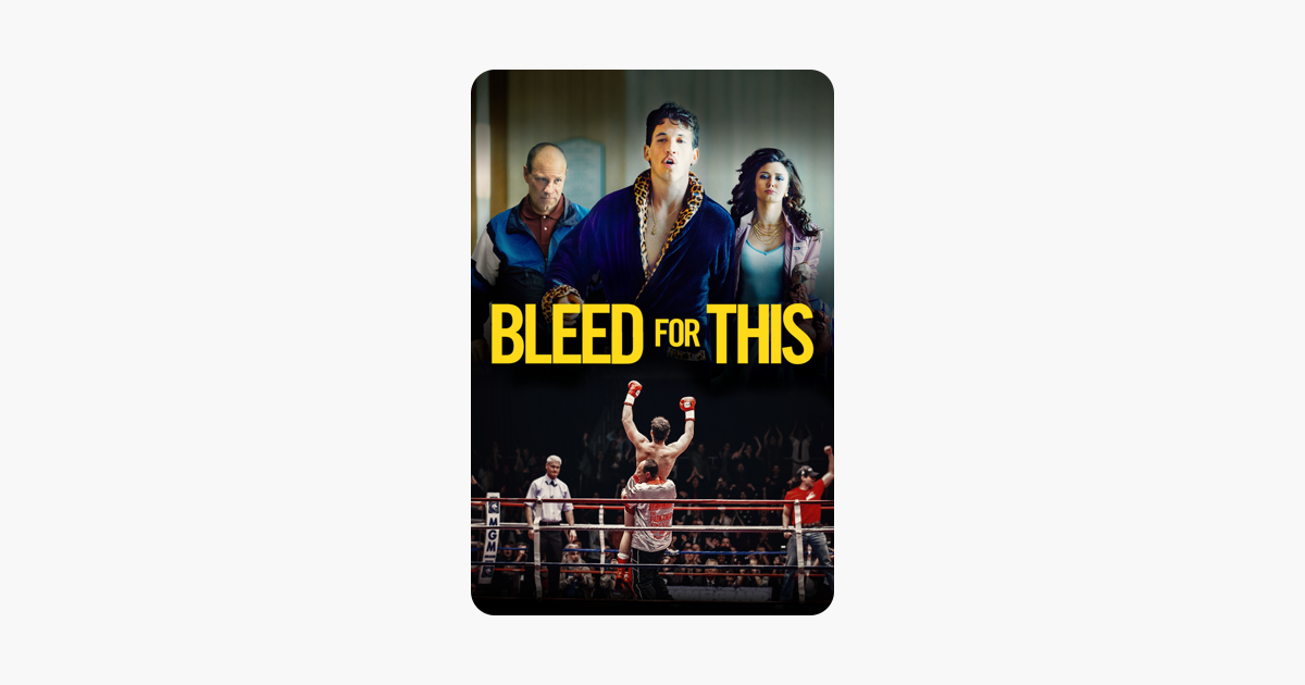 672509d3c71  Bleed for This on iTunes