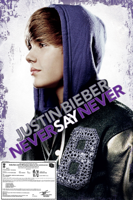 Jon M. Chu - Justin Bieber: Never Say Never artwork