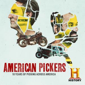 American Pickers, Vol. 18