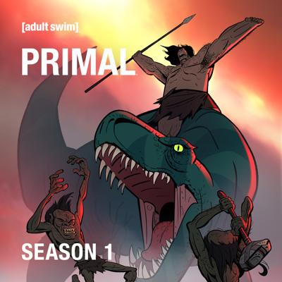 Genndy Tartakovsky's Primal, Season 1 - Genndy Tartakovsky's Primal