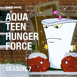 Groovy Aqua Teen Hunger Force Season 2 On Itunes Dailytribune Chair Design For Home Dailytribuneorg