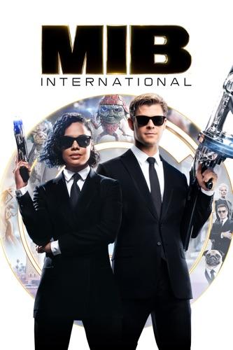 MIB: International poster